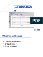 15 Advanced HEC-RAS Features