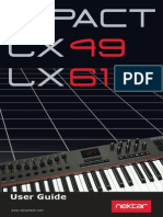 Impact LX49-61 User Guide
