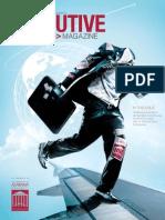 Executive Magazine Fall 2009 Edition