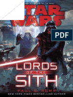 Star Wars Lost Tribe Of The Sith Ebook