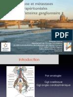 Carcinose Et Metastases Extraperitoneales Impact de Latteinte Ganglionnaire