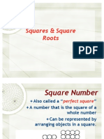 6 7 perfect squares & square roots - lesson 12 (1) (1)
