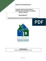 MHDC Application RFP 10262009