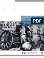 Untouchability Report By Navsarjan & RFK Center