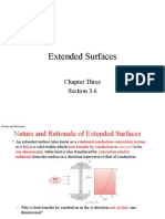 extended surfaces