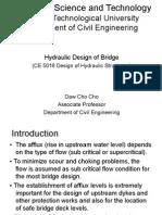 CE5016 Bridge