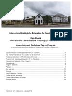 2014-2015 Handbook Suriname