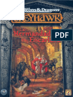 AD&D - Greyhawk - La Hermandad Escarlata
