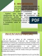 Tipos de Inventarios.