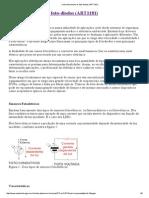 Como Funcionam Os Foto-diodos (ART1181)
