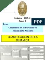 Sesion-1 CINEMATICA-DE-LA-PARTICULA