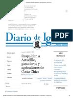 02-04-15 Respaldan a Astudillo, ganaderos y agricultores de Costa Chica