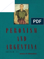peronism and argentina