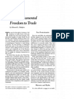 Freedom to Trade 1 7