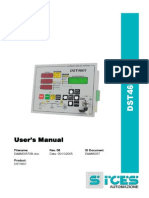 Dst4601 User Manual