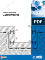 Technical Design Guide for Waterproofing