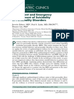 Assessment and Emergency