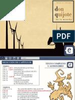 Quijote - Guía de lectura