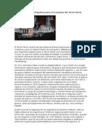 La Importancia de Argentina Para La Economía Del Tercer Reich