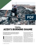 tripaaceh burning shame