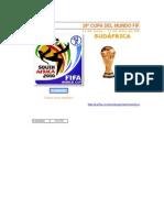 Mundial futbol  2010