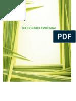 DICCIONARIO   AMBIENTAL1