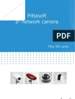 Pitta IP Camera 300 Series