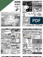 revista Comercial TRADICION # 40 DEL MES DE MARZO 2015