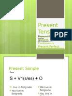 Present Tenses an Descriptive Text