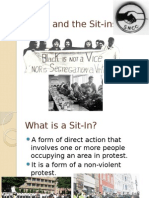 SNCC and the Sit-Ins