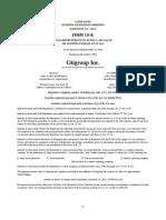 Citi 2010 Annual Report