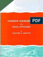 Tanker Handbook for Deck Officers 2000