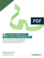 13 CuttingComplexitySimplifyingSecurity