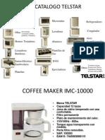 Catalogo Telstar Noviembre 2008
