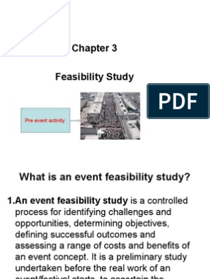 Chapter 3 Power Point | Feasibility Study | Business