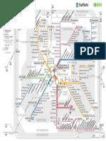 GVH Stadtbahnnetz Web 2012