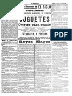 Los Árboles y El Agua II 29 de Diciembre de 1904 Pag 3