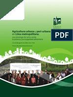 Agricultura Urbana y Peri-urbana en Lima Metropolitana