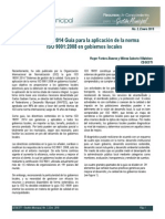 ISO 18091:2014 ARTICULO
