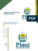 Manual de Identidade Visual_governo Do Piauí