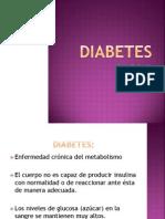 Presentación Educación en Diabetes