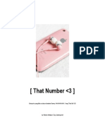 That Number by FILIPINA