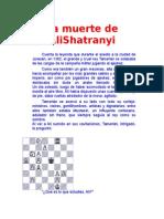 La Muerte de Ali Shatranyi