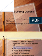 Architectural Reviewers - Building Utilities