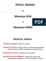 Architectural Reviewers - Tropical Design