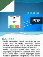 Dioda Update