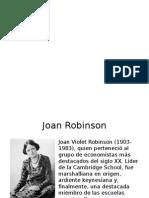 Vida de Joan Robinson