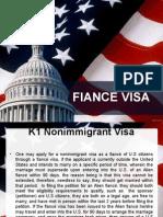 Guide for Fiance Visa
