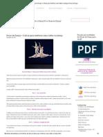 Dicas de Dança – 3 Dicas Para Melhorar Seus Saltos Na Dança _ Dicas de Dança