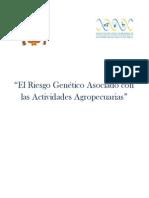 El Riesgo Genético Asociado Con Las Actividades Agropecuarias (2)